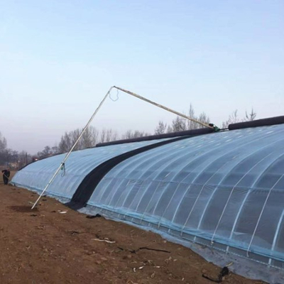 Cheap Simple Solar Greenhouse Covered by PO/PE/EVA/PP Film for Sale