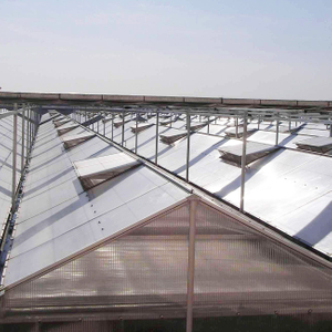 Greenhouse Manual / Electric Ventilation System