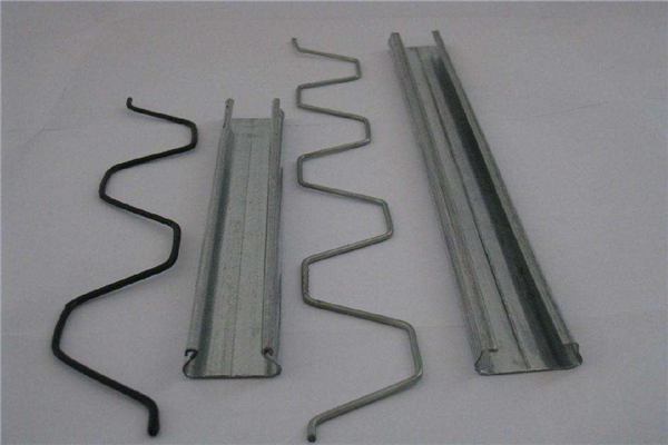 Greenhouse accessory /galvanized clamp clip for fixing lock channel and pipes
