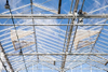 The Cheapest Roof Ventilation System for Farm Poultry Greenhouse Made in China