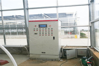 Automated Greenhouse Environment Control System for Temperature, Humidity, CO2 Controlling And Monitoring